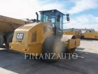 Equipment photo CATERPILLAR CS78B EINZELVIBRATIONSWALZE, GLATTBANDAGE 1