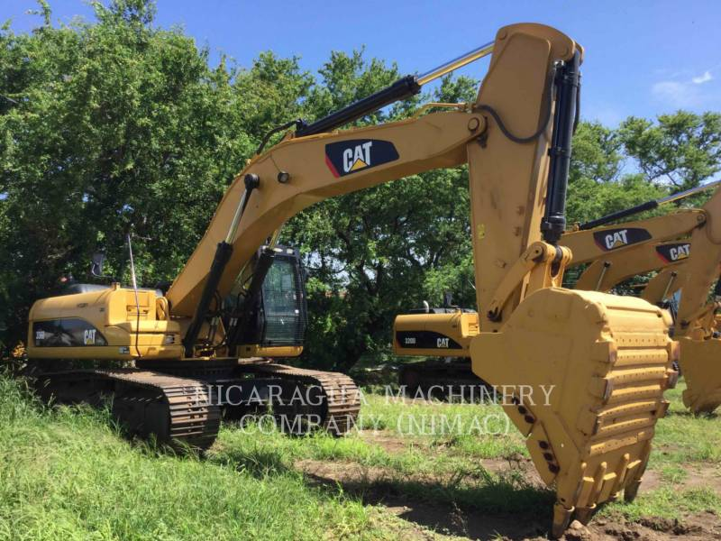 CATERPILLAR TRACK EXCAVATORS 336DL equipment  photo 6