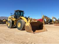 CATERPILLAR PALE GOMMATE/PALE GOMMATE MULTIUSO 980M equipment  photo 1