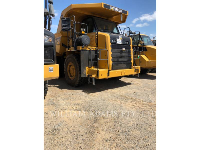 CATERPILLAR OFF HIGHWAY TRUCKS 770G equipment  photo 3