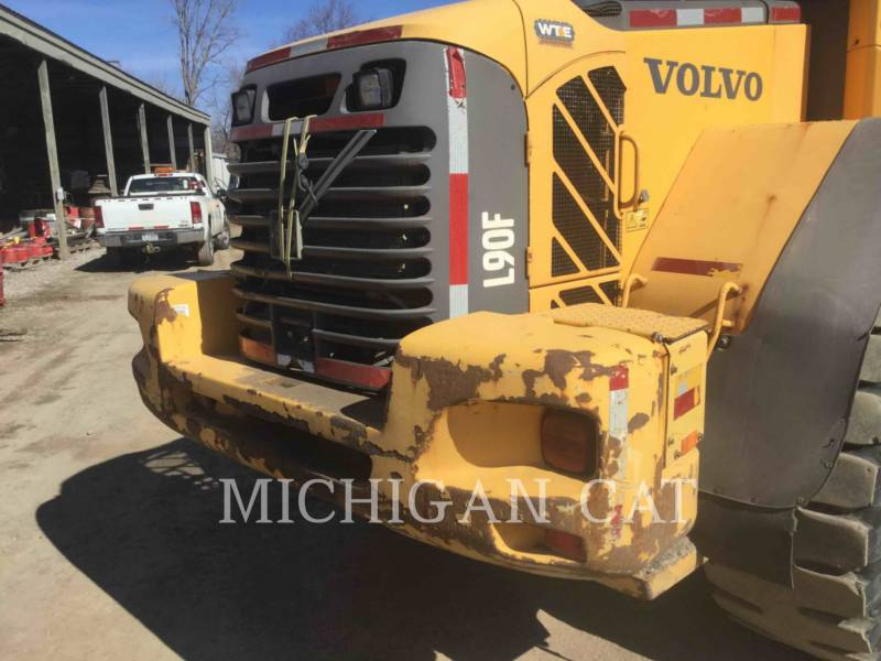 VOLVO CONSTRUCTION EQUIPMENT WHEEL LOADERS/INTEGRATED TOOLCARRIERS L90F equipment  photo 21