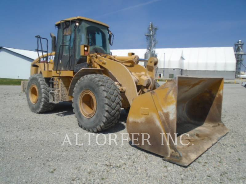 CATERPILLAR WHEEL LOADERS/INTEGRATED TOOLCARRIERS 950H SW equipment  photo 3