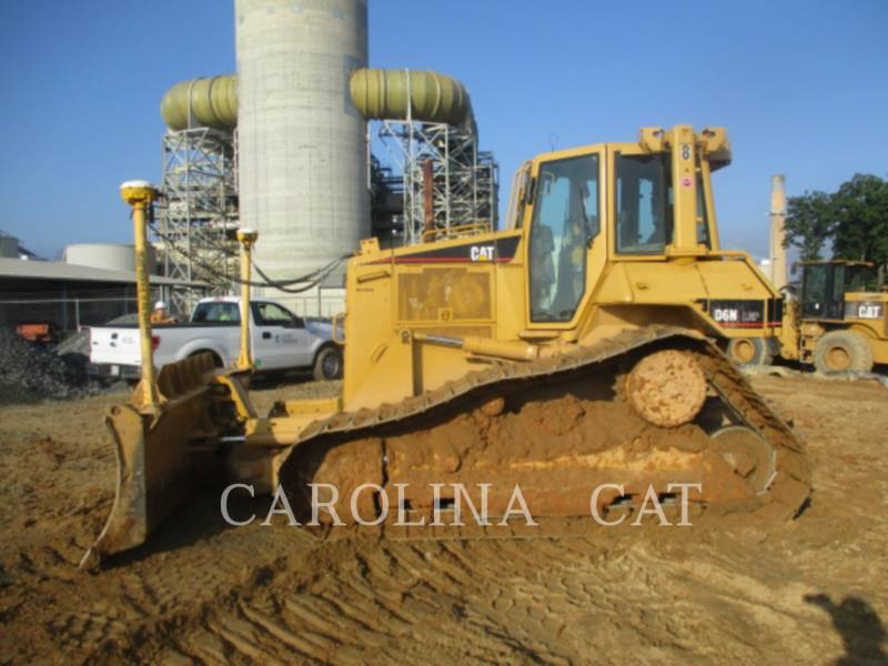 CATERPILLAR TRACTEURS SUR CHAINES D6N CB LGP equipment  photo 2
