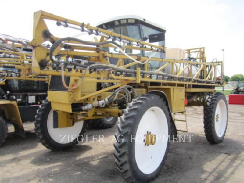 AG-CHEM PULVERIZADOR 854 equipment  photo 21