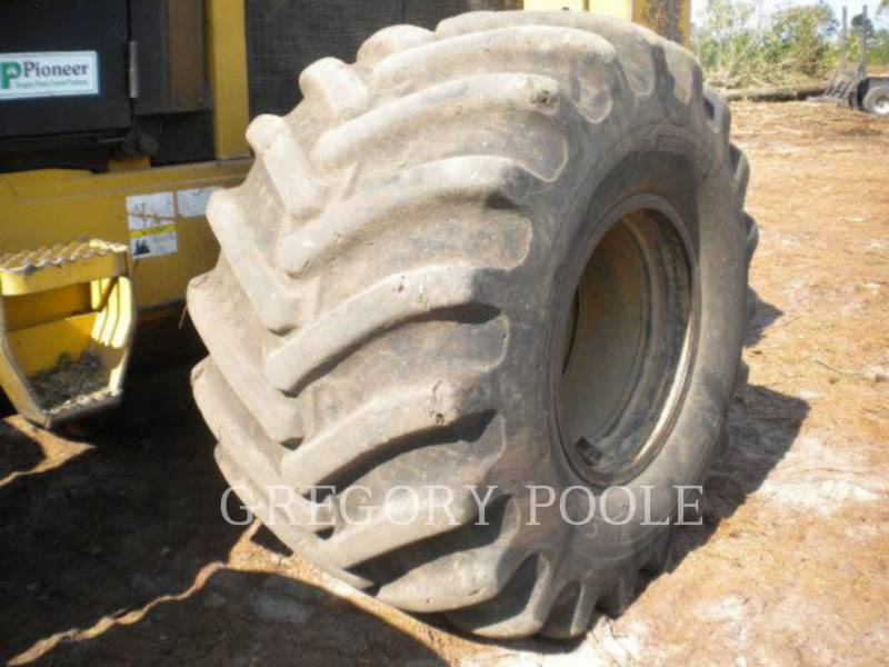 CATERPILLAR FORESTRY - FELLER BUNCHERS - WHEEL 573 equipment  photo 33