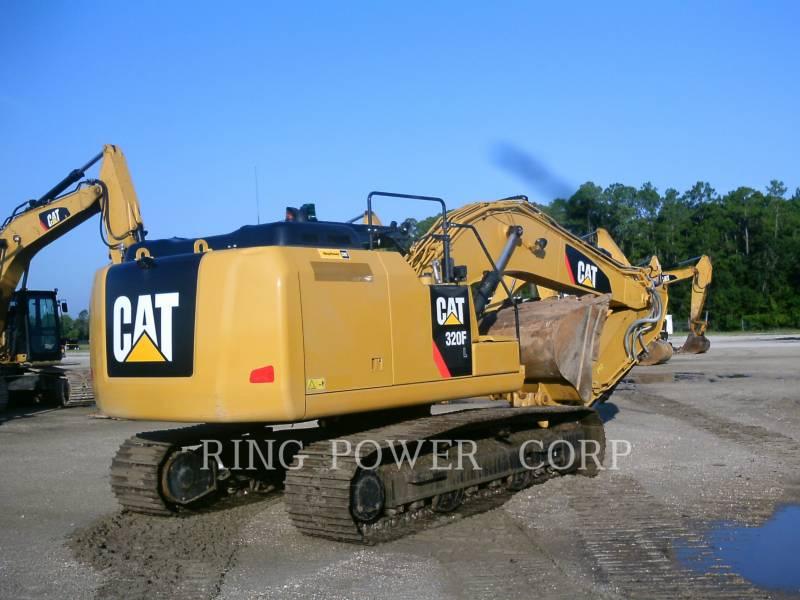 CATERPILLAR 履带式挖掘机 320FL equipment  photo 3