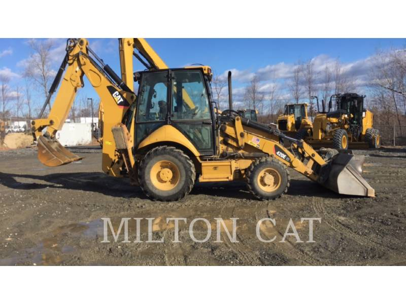 CATERPILLAR CHARGEUSES-PELLETEUSES 420E IT equipment  photo 4