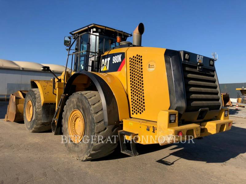 CATERPILLAR MINING WHEEL LOADER 980K equipment  photo 9