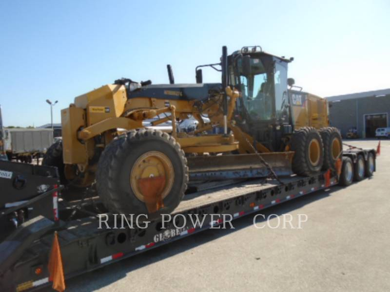 CATERPILLAR NIVELEUSES 120M2AWD equipment  photo 1