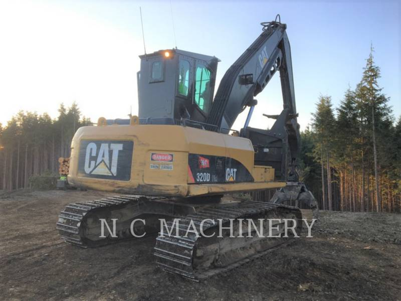 CATERPILLAR MASZYNA LEŚNA 320D FM equipment  photo 6