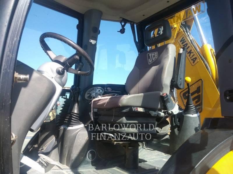 JCB BACKHOE LOADERS 4CX equipment  photo 5