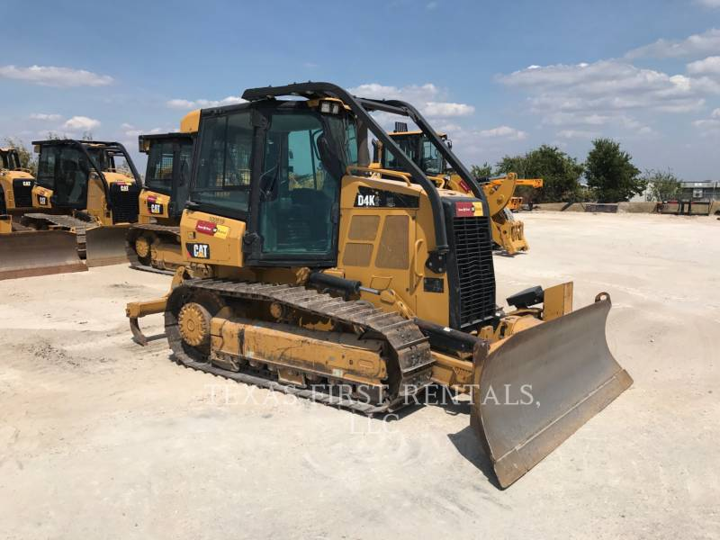 CATERPILLAR TRACTORES DE CADENAS D 4 K XL equipment  photo 5
