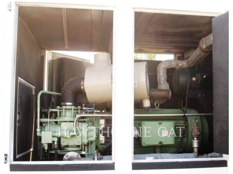 SULLAIR AIR COMPRESSOR DR13-200HW equipment  photo 4