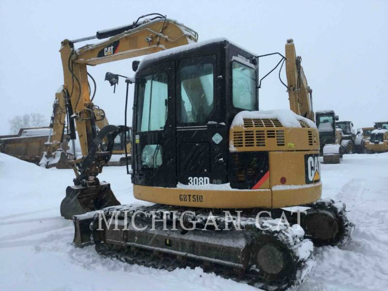 CATERPILLAR KETTEN-HYDRAULIKBAGGER 308DCR equipment  photo 4