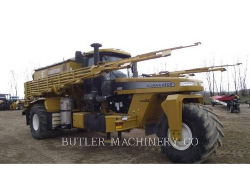 TERRA-GATOR PULVERIZADOR TG8103TBG equipment  photo 1