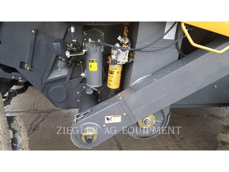 LEXION COMBINE COMBINES 750TTHS equipment  photo 8