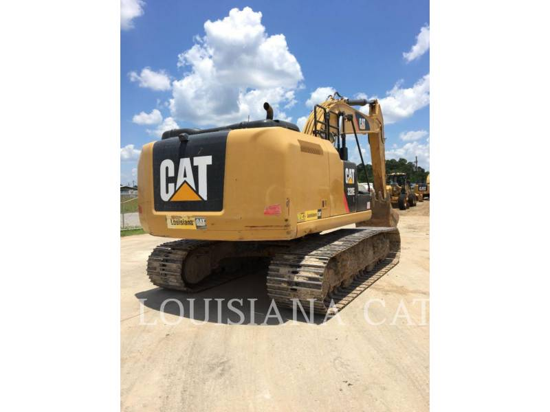 CATERPILLAR RUPSGRAAFMACHINES 320EL equipment  photo 7