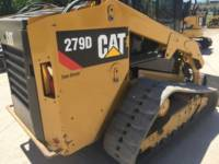 CATERPILLAR CHARGEURS TOUT TERRAIN 279D equipment  photo 10