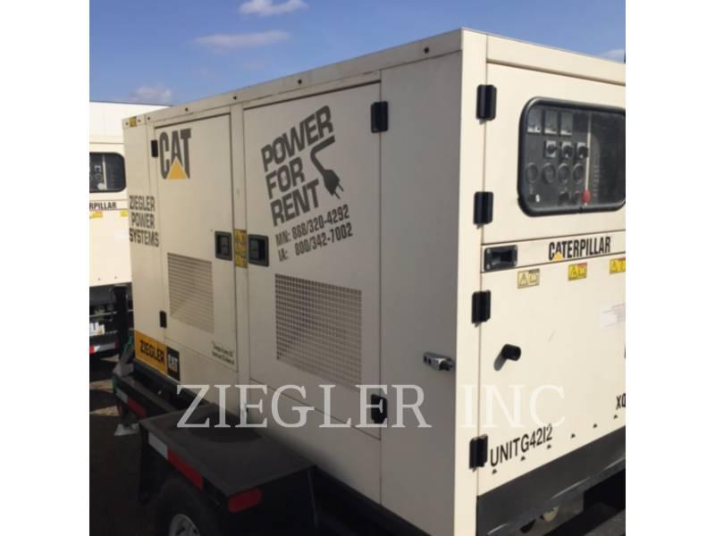 CATERPILLAR Grupos electrógenos portátiles XQ30 equipment  photo 3