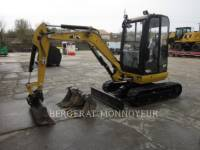 CATERPILLAR TRACK EXCAVATORS 302.7D CR equipment  photo 4