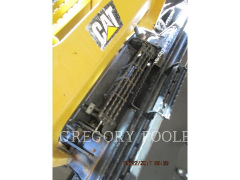 CATERPILLAR CARGADORES MULTITERRENO 299D2 equipment  photo 8