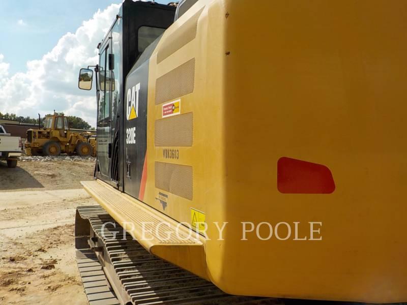 Caterpillar EXCAVATOARE PE ŞENILE 320E/HYD equipment  photo 9