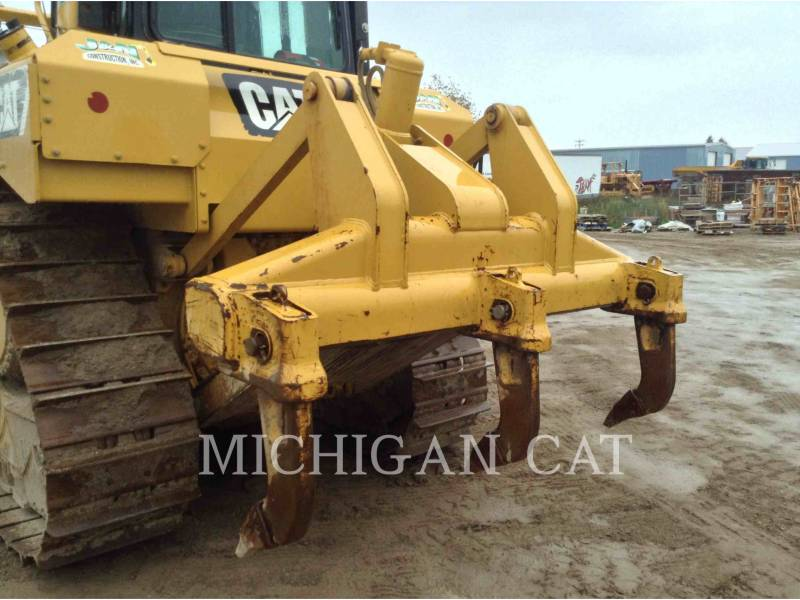 CATERPILLAR TRACK TYPE TRACTORS D6TX C equipment  photo 14