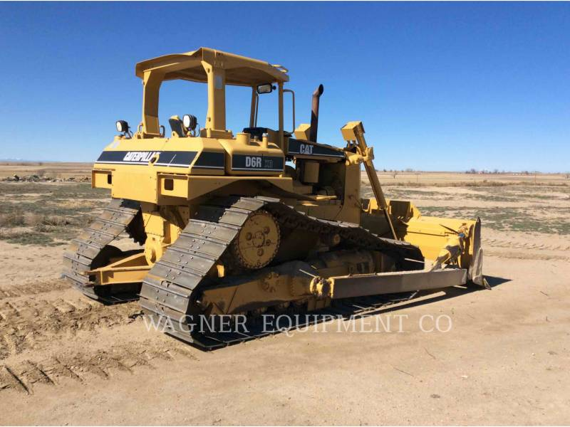 CATERPILLAR TRACTORES DE CADENAS D6R LGP equipment  photo 3