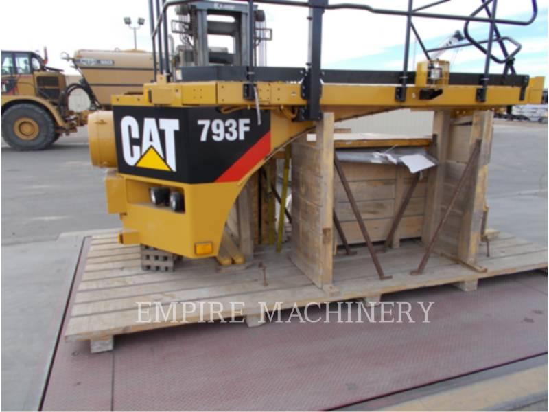 CATERPILLAR MINING OFF HIGHWAY TRUCK 793F equipment  photo 7