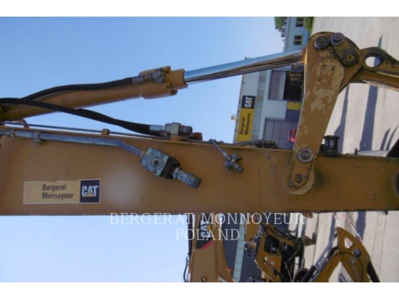 CATERPILLAR WHEEL EXCAVATORS M316C equipment  photo 6