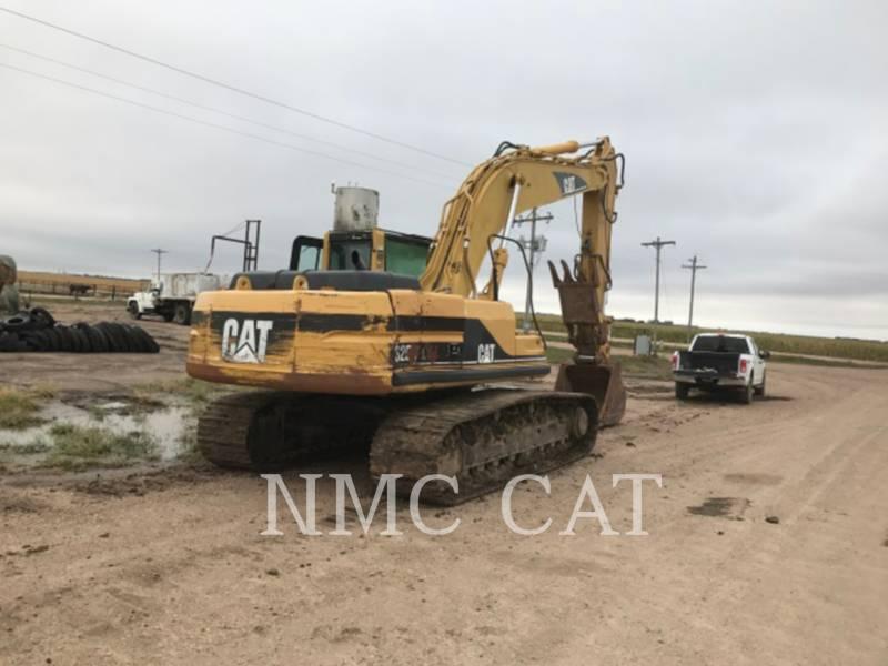 CATERPILLAR トラック油圧ショベル 325BL equipment  photo 3