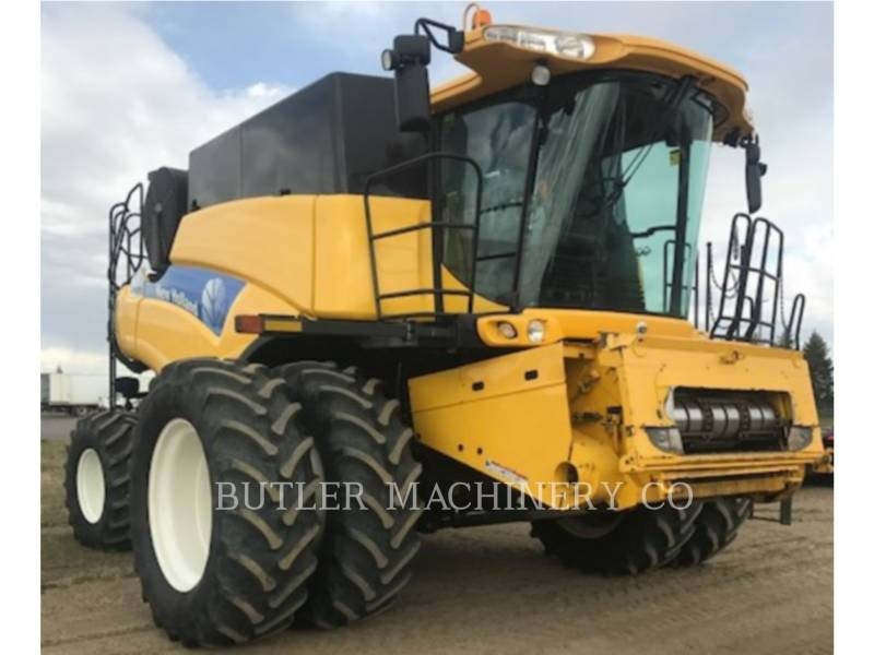 NEW HOLLAND COMBINAZIONI CR9070 equipment  photo 2