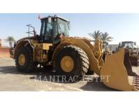 CATERPILLAR CARGADORES DE RUEDAS 980GII equipment  photo 1