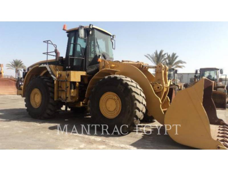 CATERPILLAR WHEEL LOADERS/INTEGRATED TOOLCARRIERS 980GII equipment  photo 1