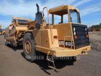 CATERPILLAR ホイール・トラクタ・スクレーパ 613C II equipment  photo 4