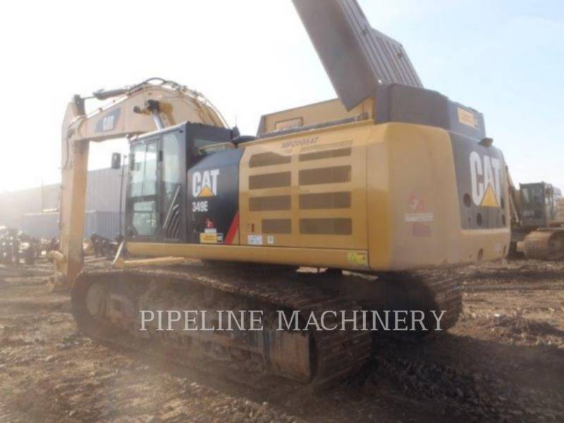 CATERPILLAR ESCAVADEIRAS 349EL equipment  photo 3