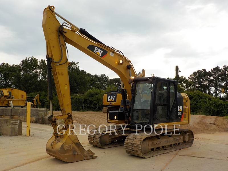CATERPILLAR TRACK EXCAVATORS 312E L equipment  photo 1
