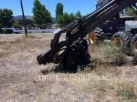 PONSSE FORESTRY - FELLER BUNCHERS - WHEEL ERGO HS16 equipment  photo 10