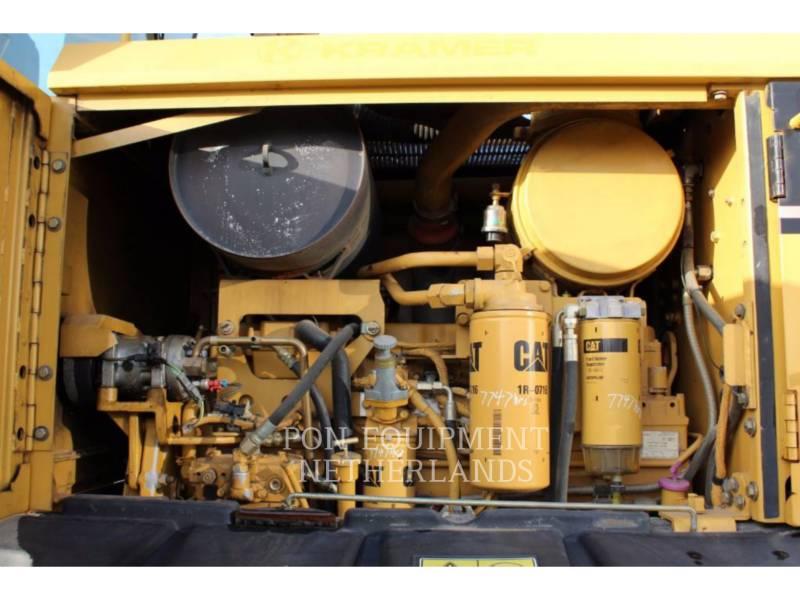 CATERPILLAR RÓWNIARKI SAMOBIEŻNE 140H equipment  photo 18