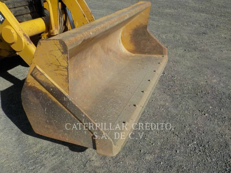 CATERPILLAR BACKHOE LOADERS 416EST equipment  photo 19