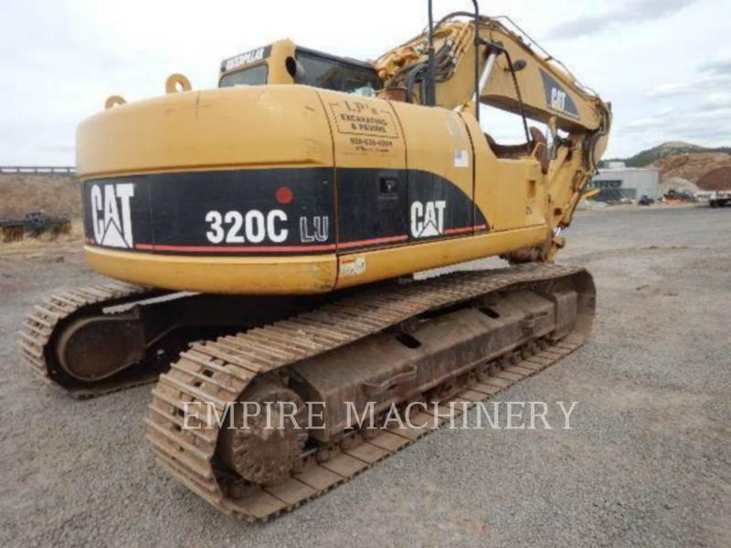 CATERPILLAR KETTEN-HYDRAULIKBAGGER 320CLRR equipment  photo 6
