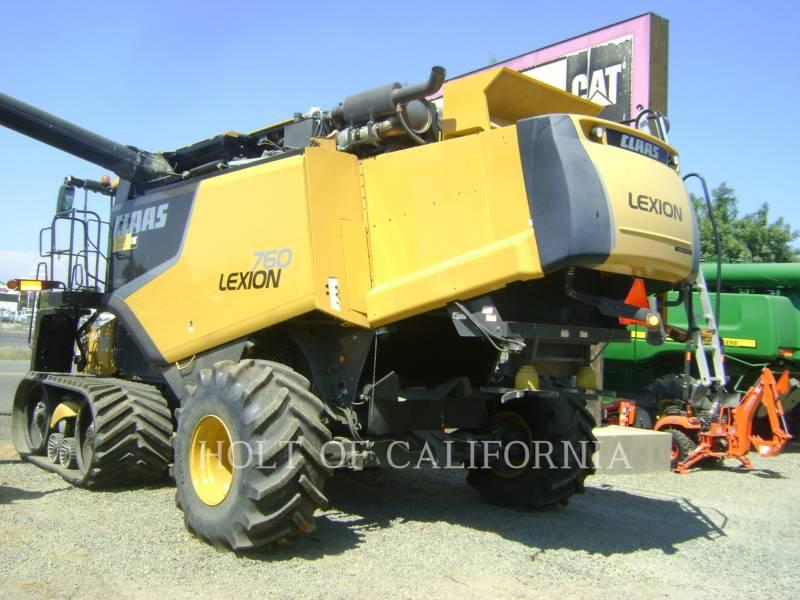 LEXION COMBINE COMBINES 760TT   GT10773 equipment  photo 8