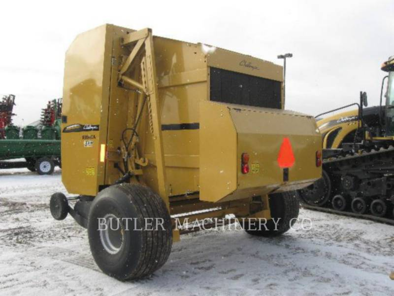 CHALLENGER AG HAY EQUIPMENT RB56CA equipment  photo 3