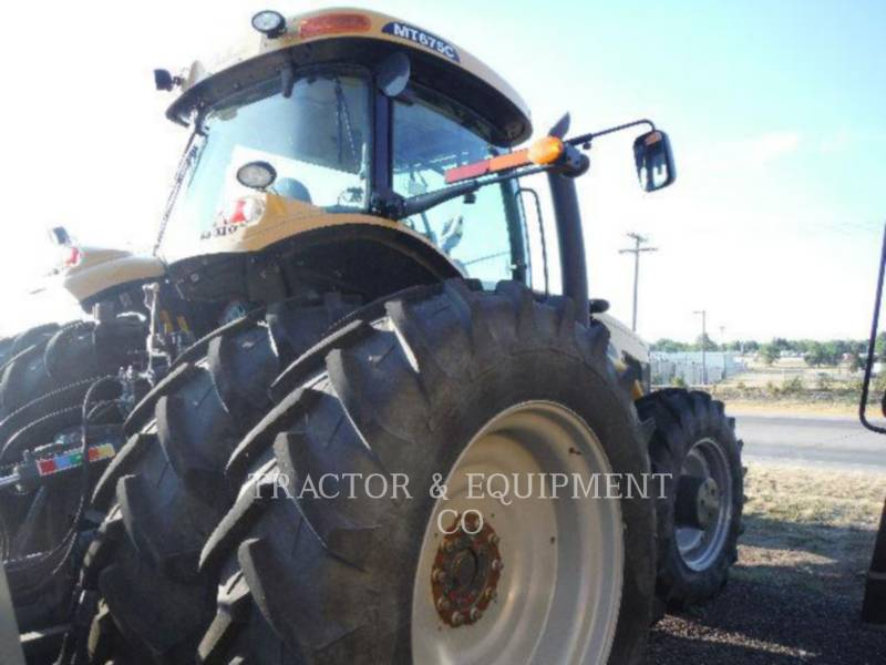 AGCO AG TRACTORS MT675C equipment  photo 3