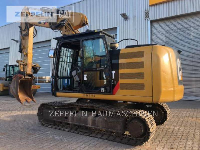 CATERPILLAR ESCAVATORI CINGOLATI 316EL equipment  photo 8