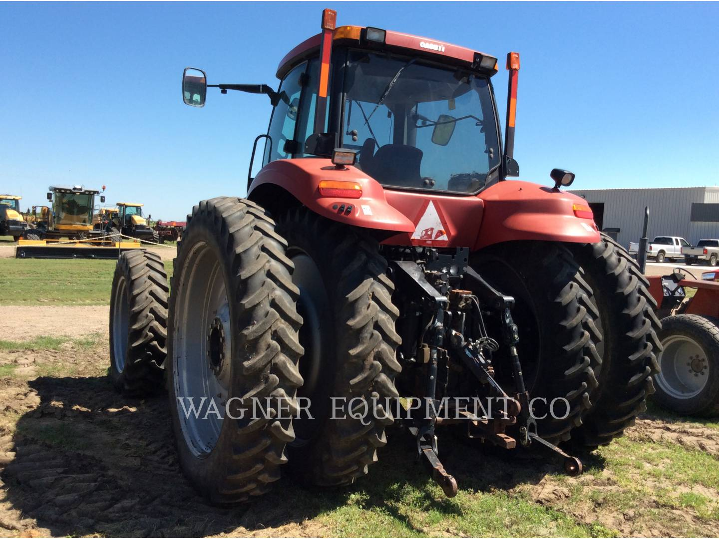 Detail photo of 2008 Case IH 305-3PT from Construction Equipment Guide