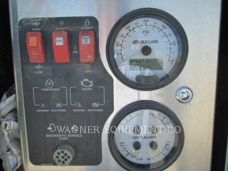 SULLAIR AIR COMPRESSOR (OBS) 900XHH/1150XHA equipment  photo 4