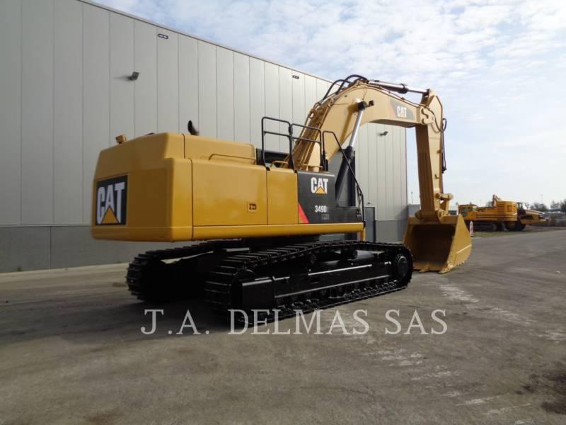 CATERPILLAR TRACK EXCAVATORS 349D2L equipment  photo 8