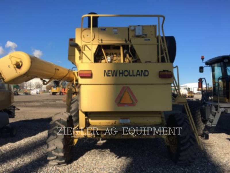 NEW HOLLAND LTD. COMBINÉS TR98 equipment  photo 4