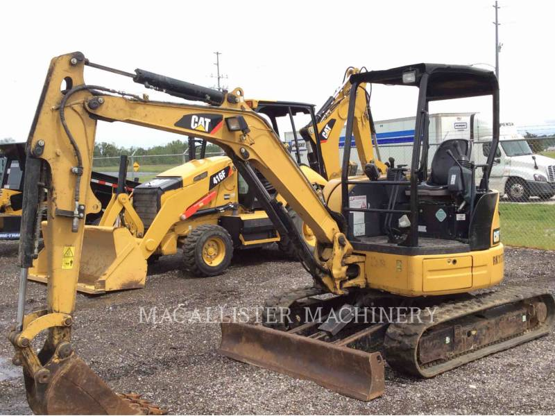 CATERPILLAR TRACK EXCAVATORS 303.5 E equipment  photo 1